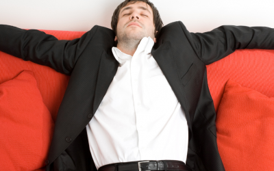 HAVE YOU EVER TRIED HIRING A LAZY PERSON?